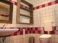 Sanitair aangepast voor mindervaliden